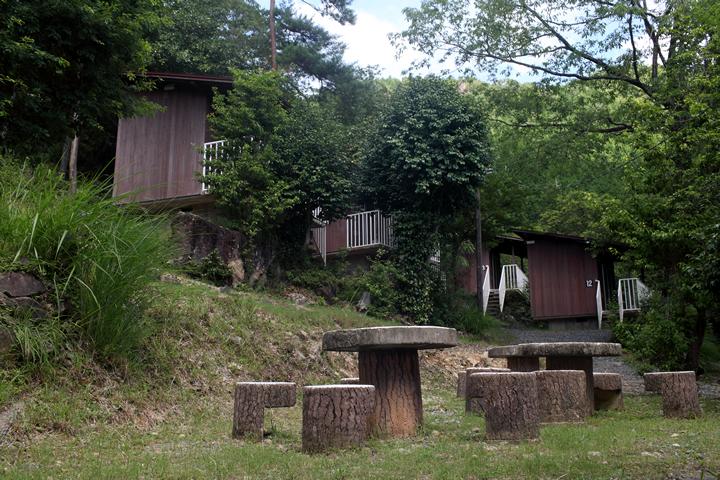 能勢温泉キャンプ場