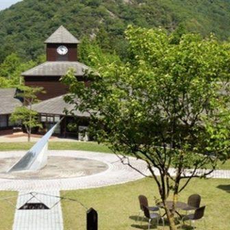 日本のへそ日時計の丘公園オートキャンプ場