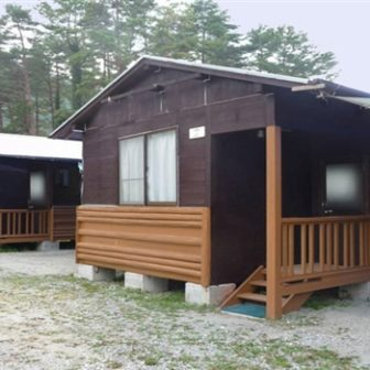 松林・山上川オートキャンプ場