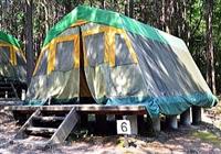 やしろ鴨川の郷キャンプ場