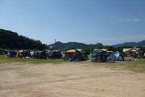 淡路じゃのひれオートキャンプ場