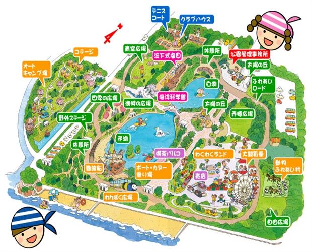 赤穂海浜公園オートキャンプ場
