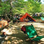 自然の森ファミリーオートキャンプ場
