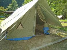 知明湖キャンプ場